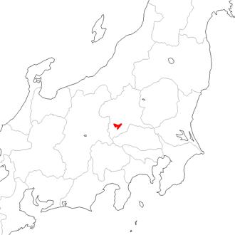 群馬県富岡市地図