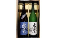 飯山の地酒「水尾」 清酒セットへのリンク