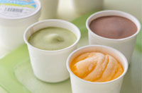 松本牧場アイスクリームへのリンク