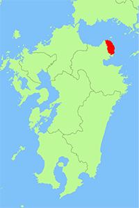 大分県国東市地図