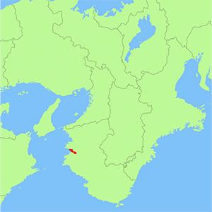 和歌山県湯浅町地図