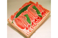 上州麦豚ロース焼肉用(800g)(寄付金額 20,000円)へのリンク