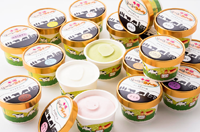 十勝もーもースイーツのアイスクリーム13種セット(寄付金額 10,000円)へのリンク