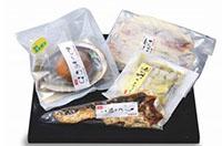 輪島海女採り蒸しあわび(小)・輪島の酒の肴セット(寄付金額 35,000円)へのリンク