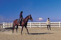 乗馬体験(寄付金額 10,000円)へのリンク