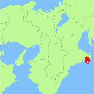 三重県志摩市地図