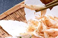 ムキシロエビと殻付きシロエビ2種セット(寄付金額 20,000円)へのリンク