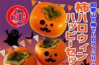 和歌山の柿ハロウィンハッピーセット(寄付金額 12,000円)へのリンク