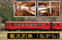 観光列車「ながら」ランチプラン 予約券(乗車券)(シングル)(寄付金額 25,000円)へのリンク