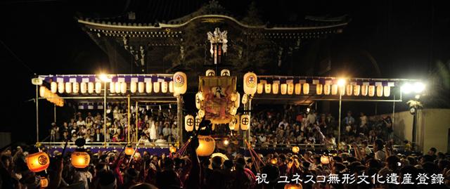 三重県桑名市 石取祭