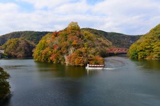 広島県神石高原町 帝釈峡